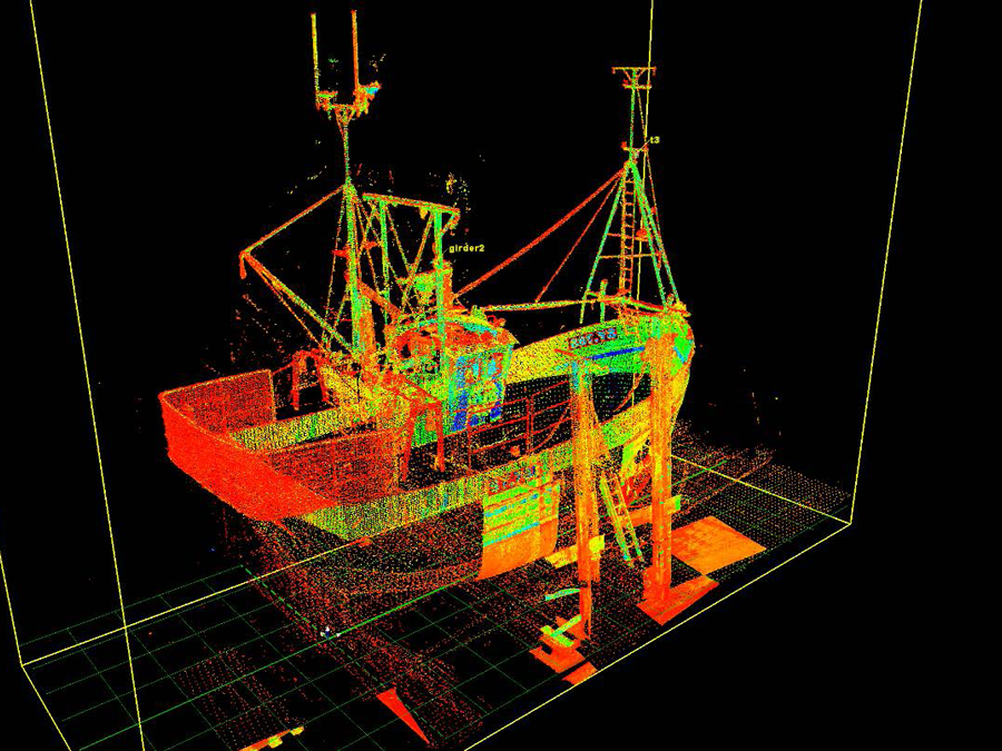 Laser scanning I K Macleod