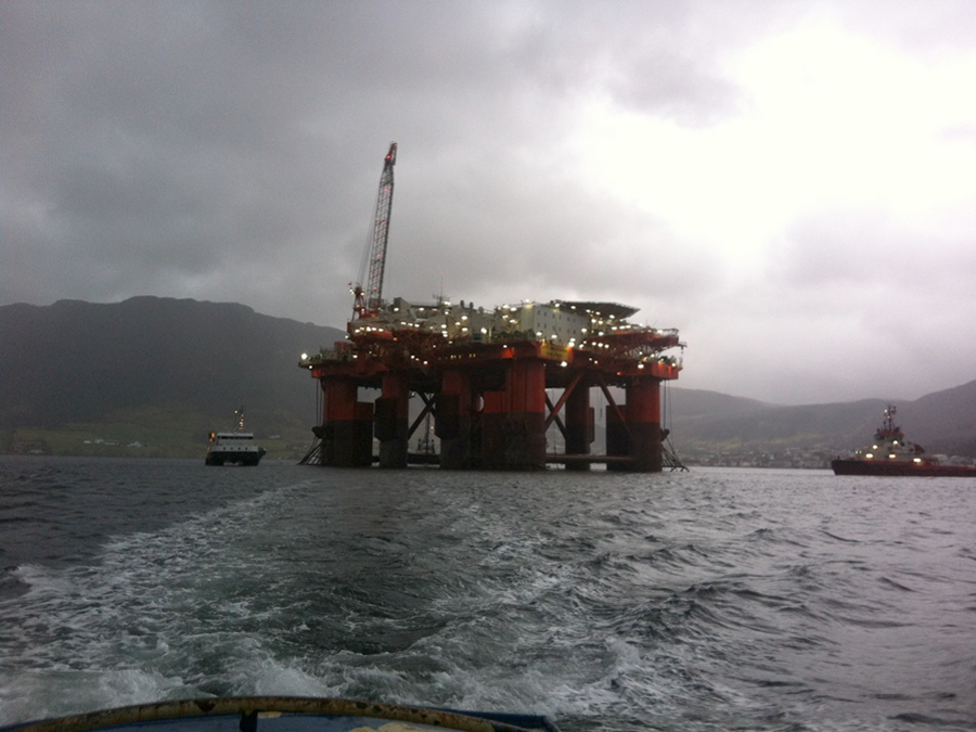Offshore I K Macleod