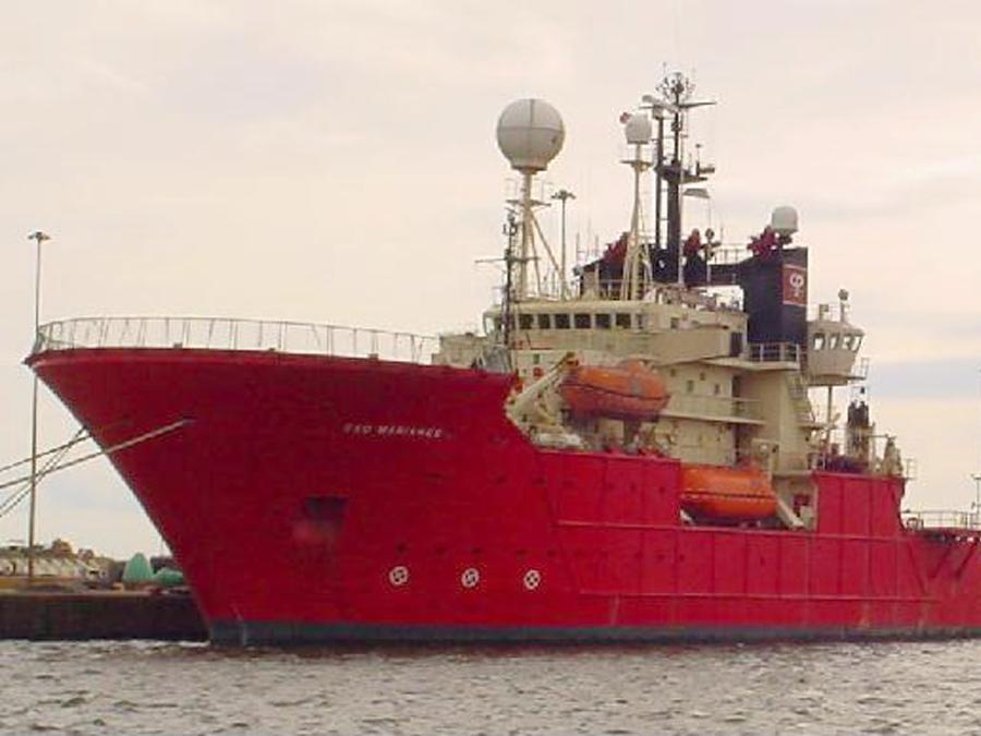 Surveys I K Macleod Naval Architect